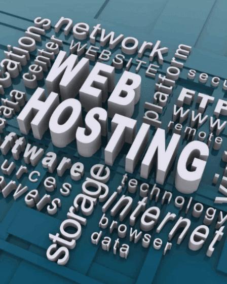 Web Hosting platform
